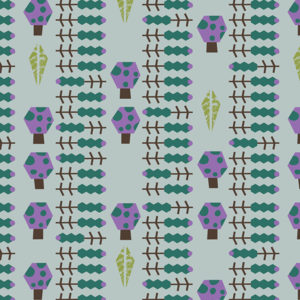 mushrooms-and-flowers-geometric-nature-forest-pattern-collection-01
